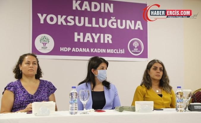 Buldan: Adalet önünde kadına yönelmiş her türlü suçun hesabını soracağız