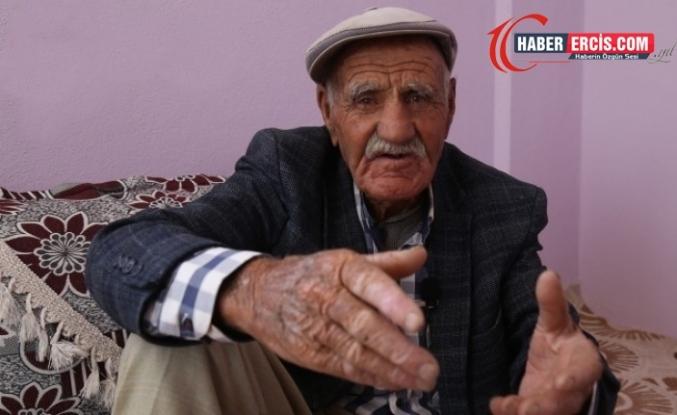 Erciş'te asırlık yara Geliyê Zilan'ın tanığı: İhaneti unutmadım