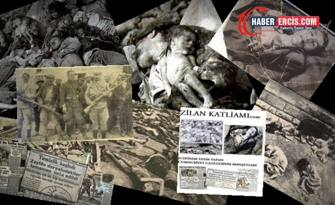 HDP: Zilan'da katliama yol açan inkar ve imha sürüyor