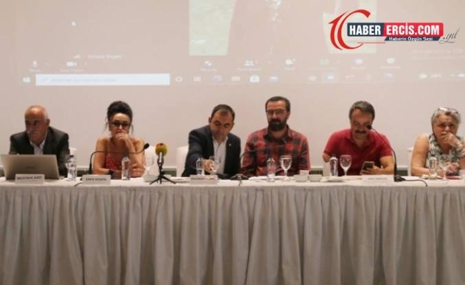 HDP'den Van'da Panel: 'AKP ve MHP insanları topraklarından koparıyor'