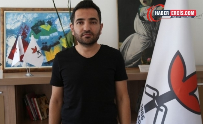 İHD Van Şubesi Başkanı Mehmet Karataş: CPT çözüm tarafı olmak istemiyor