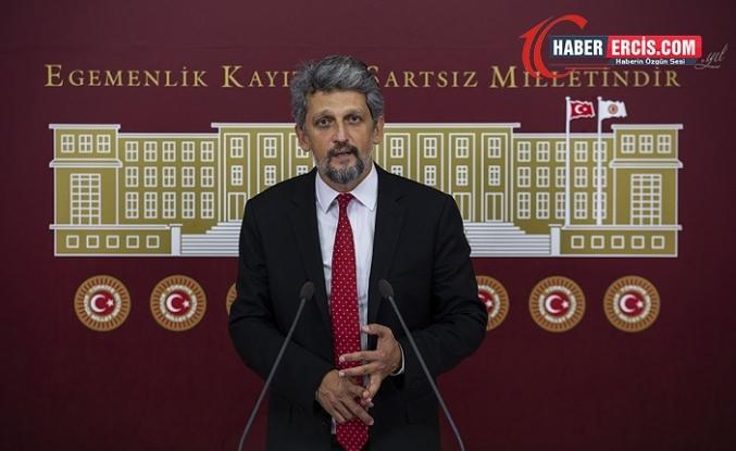 Paylan: Erdoğan'a ekonomi karnemiz sıfır; çalışanlar bile sefalet çekiyor