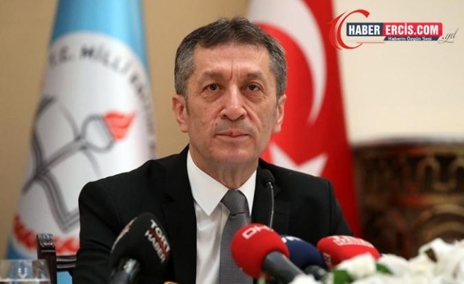 Ziya Selçuk'tan kritik 'yüz yüze eğitim' açıklaması
