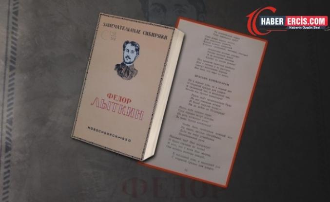 Devrimci Kürt şair Ferîk Polatbekov'un şiirleri ilk kez Türkçeye çevrildi