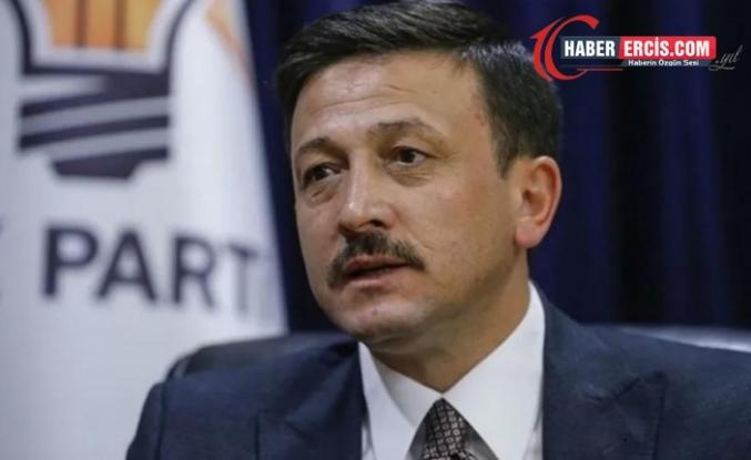 AKP kendi anket sonucunu açıkladı: Oy oranımızı artırmaya bakıyoruz