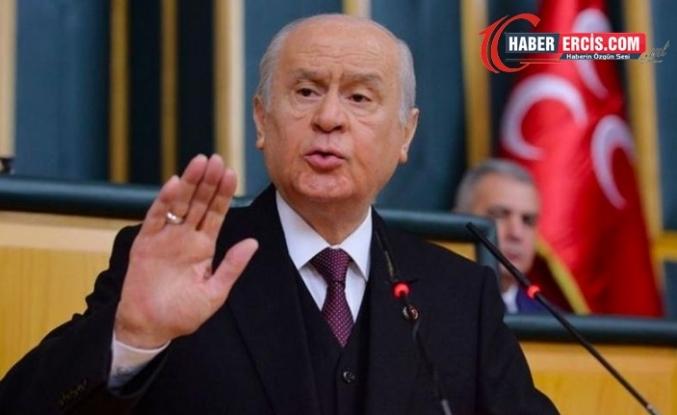 Bahçeli: Türkiye'de Kürt sorunu diye bir sorun yoktur