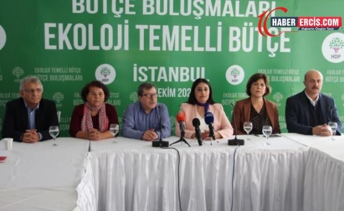 HDP'nin 'Bütçe Buluşmaları' İstanbul'da: Ranta karşı ekoloji ittifakı
