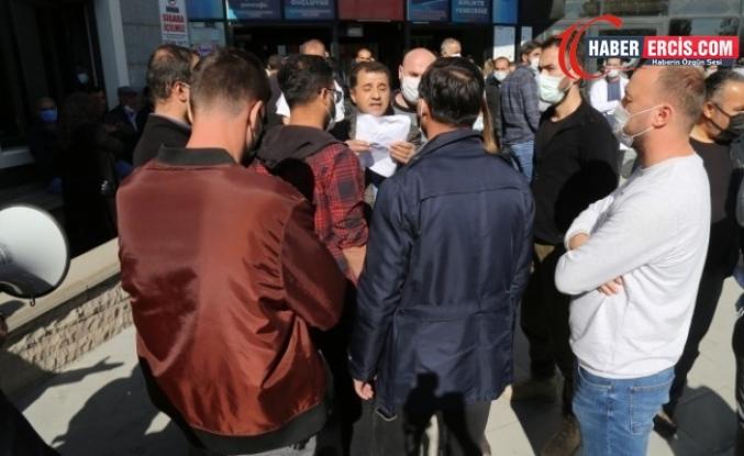 Van'da Gözaltına alınan Yaviç ve Çiçek serbest bırakıldı