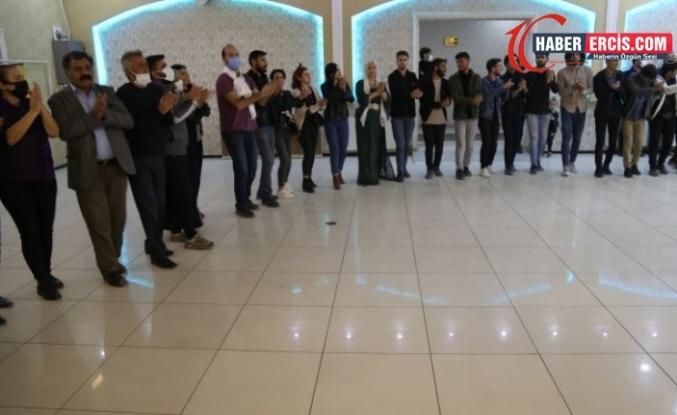 Van'da HDP'nin kuruluşu şölenle kutlandı