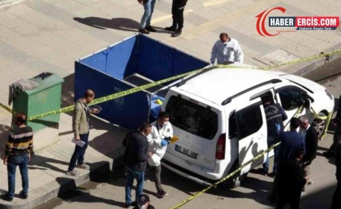 Van'da silahlı saldırı: 1 ölü