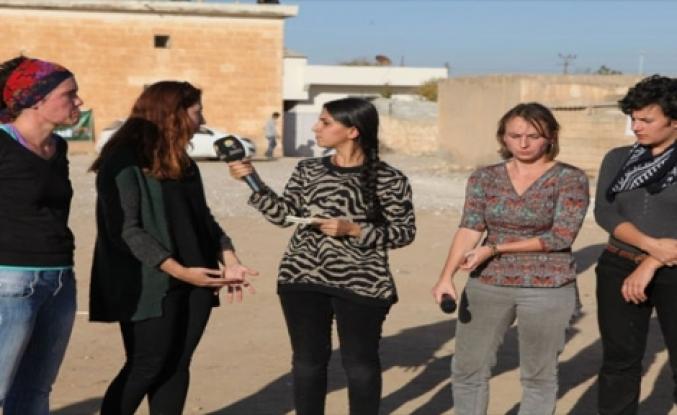 Fransız Feministler: Kürt kadın direnişi ilham veriyor