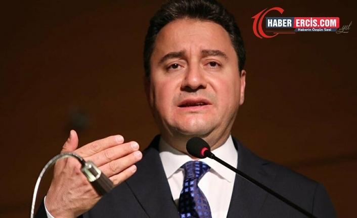Ali Babacan: Mevcut yönetim gidecek, sonrasını kurgulamak lazım