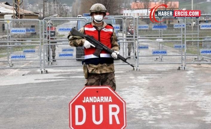 Çaldıran'da karantinaya alınan mahalle sayısı 5'e yükseldi