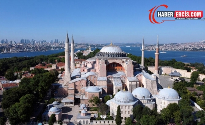 HDP: Ayasofya tarihe aittir, politik olarak kullanılamaz