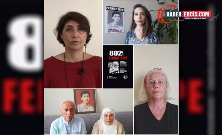 Cumartesi Anneleri, 802'nci haftayı Ferhat Tepe'ye ayırdı