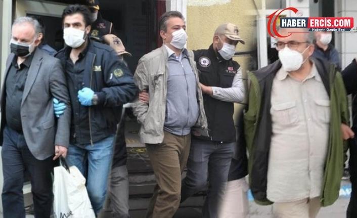 Avukatlar gözaltındaki HDP'lilerle görüşmek üzere Emniyet'e gitti