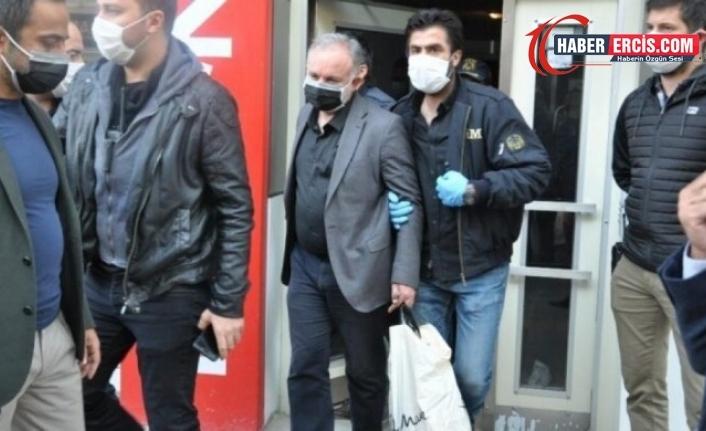 Bilgen'e ikinci Kobanê gözaltısı: AYM ihlal kararı vermişti