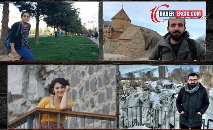 Van'da Gazetecilerin tutukluluğuna yapılan itiraz reddedildi
