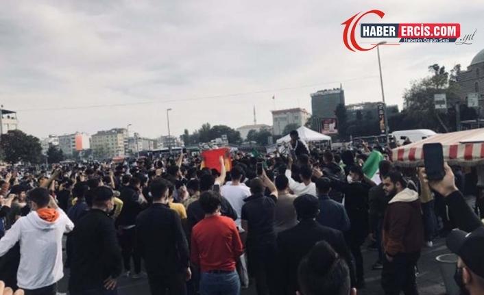 ÖSO eylemi meclis gündeminde: Cihatçıların yürüyüşü neden engellenmedi?
