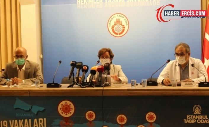 İstanbul Tabip Odası: Salgın alarm veriyor