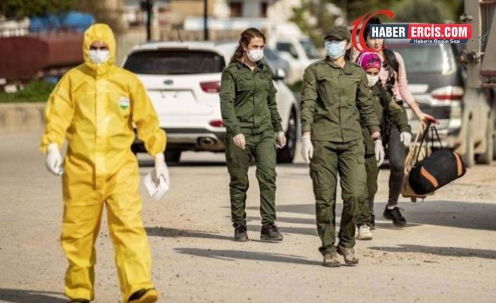 Özerk Yönetim'den 10 günlük kısmi sokağa çıkma yasağı