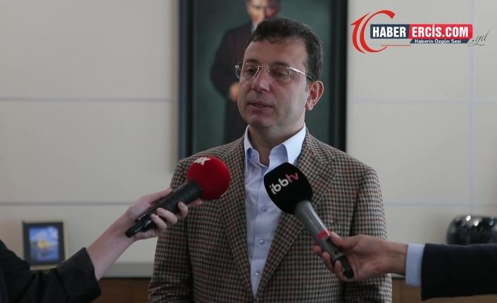 İBB Başkanı Ekrem İmamoğlu: İstanbul'da dün 186 kişi salgından öldü