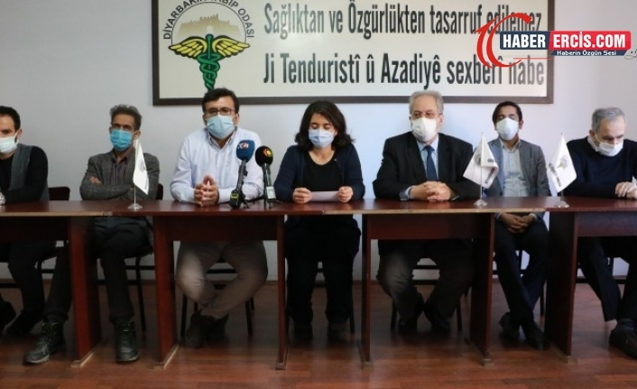 TTB Yüksek Onur Kurulu üyesinin gözaltına alınmasına tepki