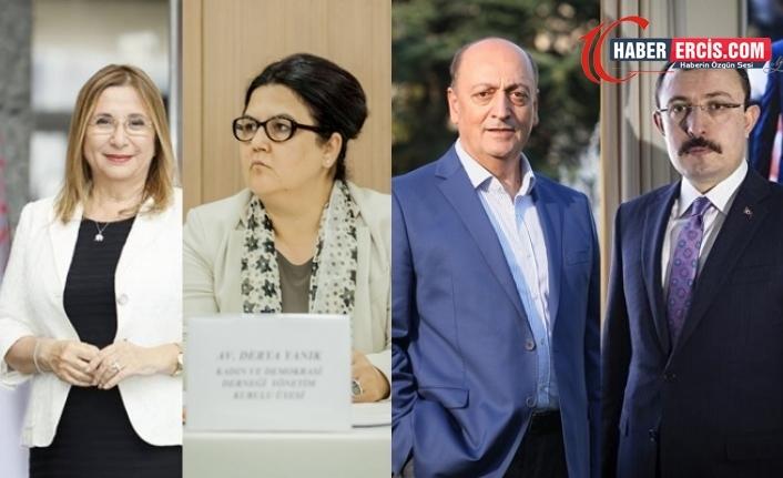 3 yeni bakan: Eşinin firmasından Dezenfektan satın alan Ticaret Bakanı Pekcan görevden alındı