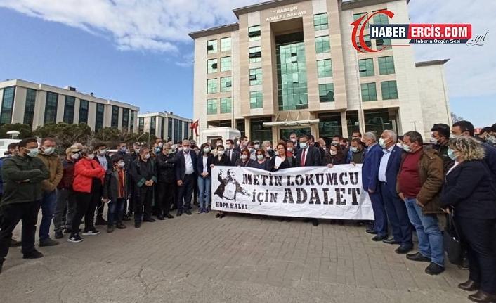 Metin Lokumcu davasında 'görevsizlik' talebine ret