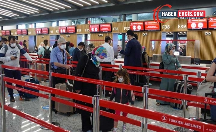 Ulaştırma Bakanlığı: Uçaklarda Kürtçe kullanılamaz