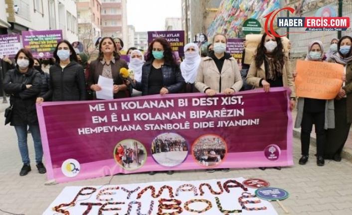 Van'da yürüyüşe çağrı yaptıkları gerekçesiyle ifadeye çağırıldılar