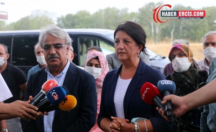 HDP Eş Genel Başkanları: Tek doğru şey AİHM kararlarının uygulanmasıdır