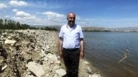 ÇEV-DER: Erciş Belediyesi Van Gölü'nü Kirleterek Suç İşliyor