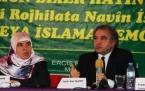 Erciş'te Demokratik islam kongresi Ortadoğuda islam ve şiddet konulu konferans düzenlendi
